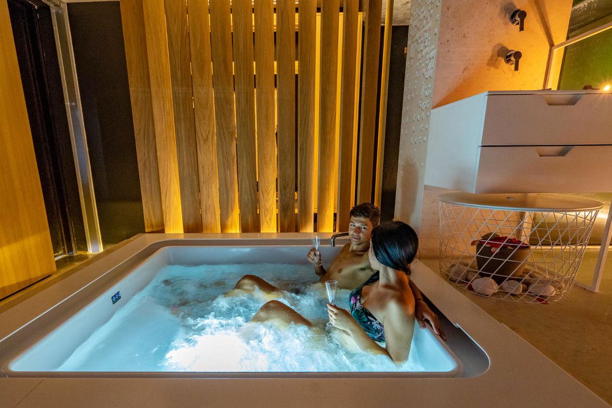 SPA Aquaverde | Hotel Costa Verde Centro Benessere a Cefalù
